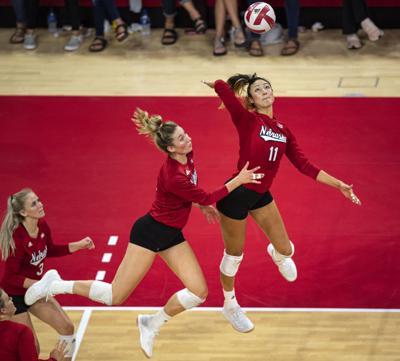 NU volleyball, 8.24