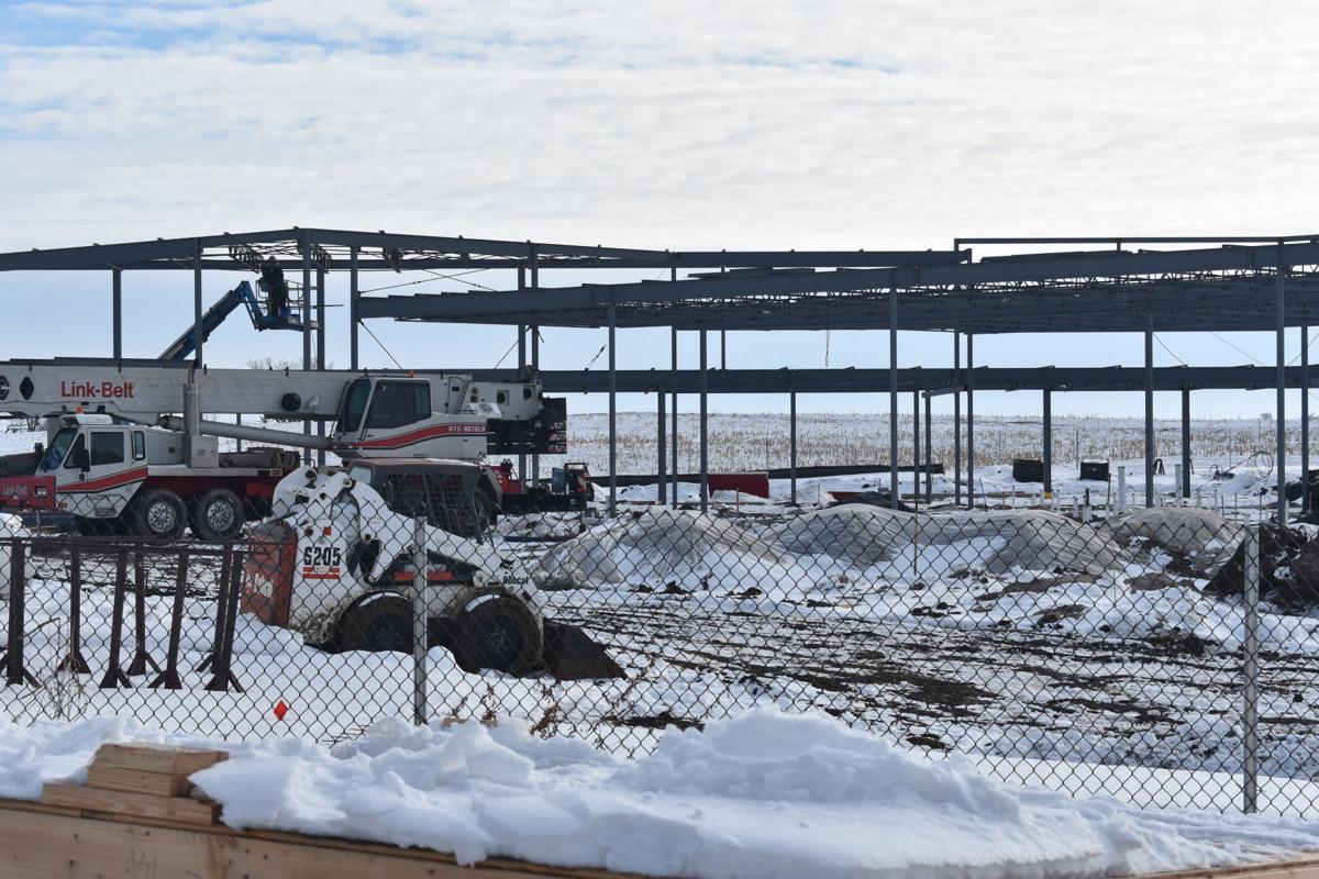 SCC Construction update