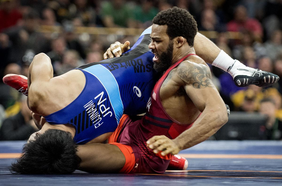 UWW Freestyle World Cup, 4/7