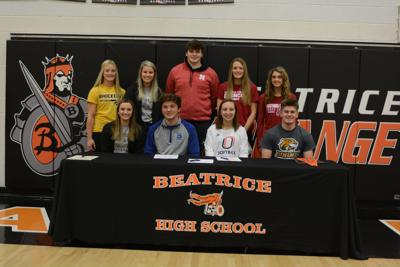 College signees