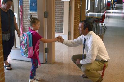 Lincoln Elementary kindergarten roundup