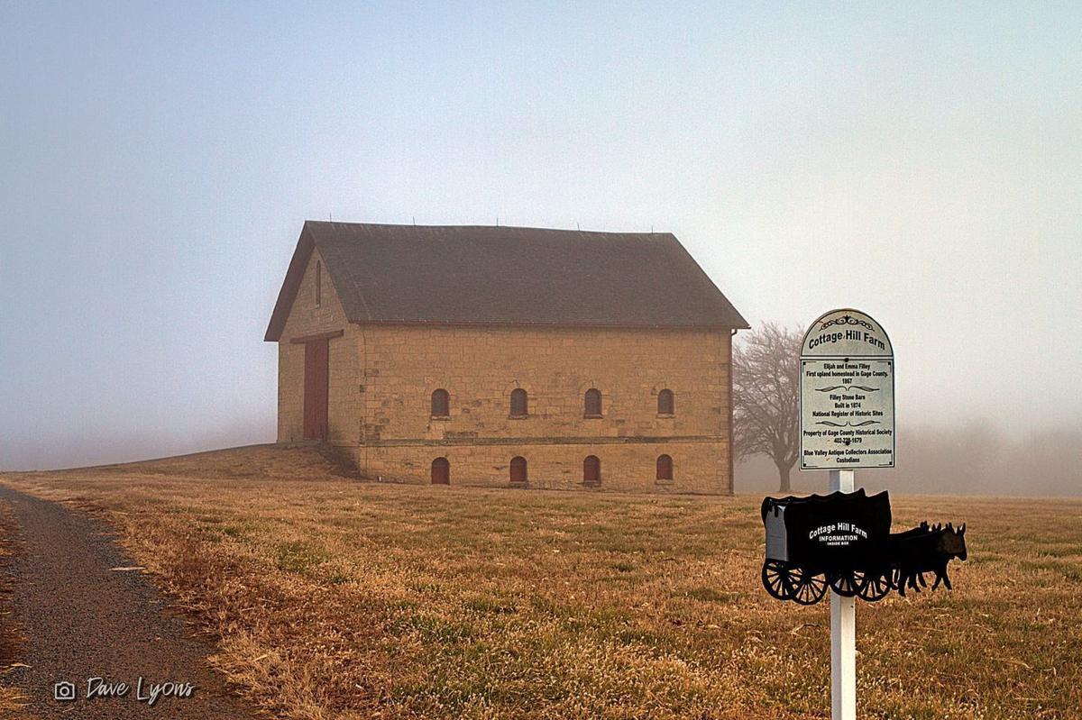 Filley Stone Barn