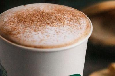 Starbucks Has A New Cinnamon Shortbread Latte