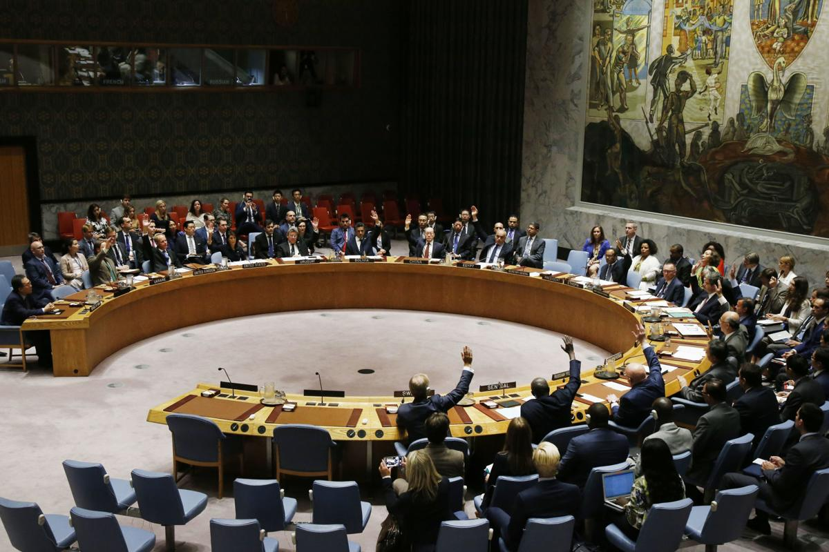 UN Security Council North Korea