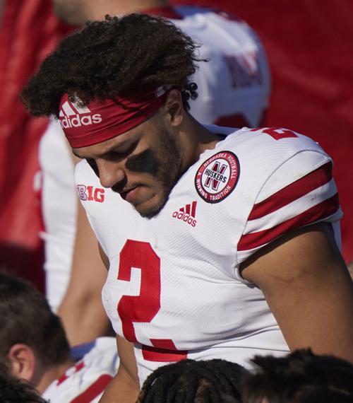 Nebraska vs. Northwestern, 11.7