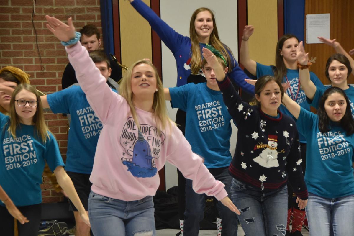 Show choir 1