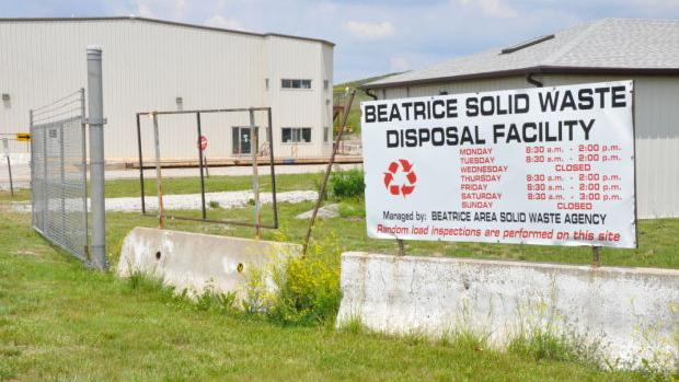 Beatrice to receive new landfill