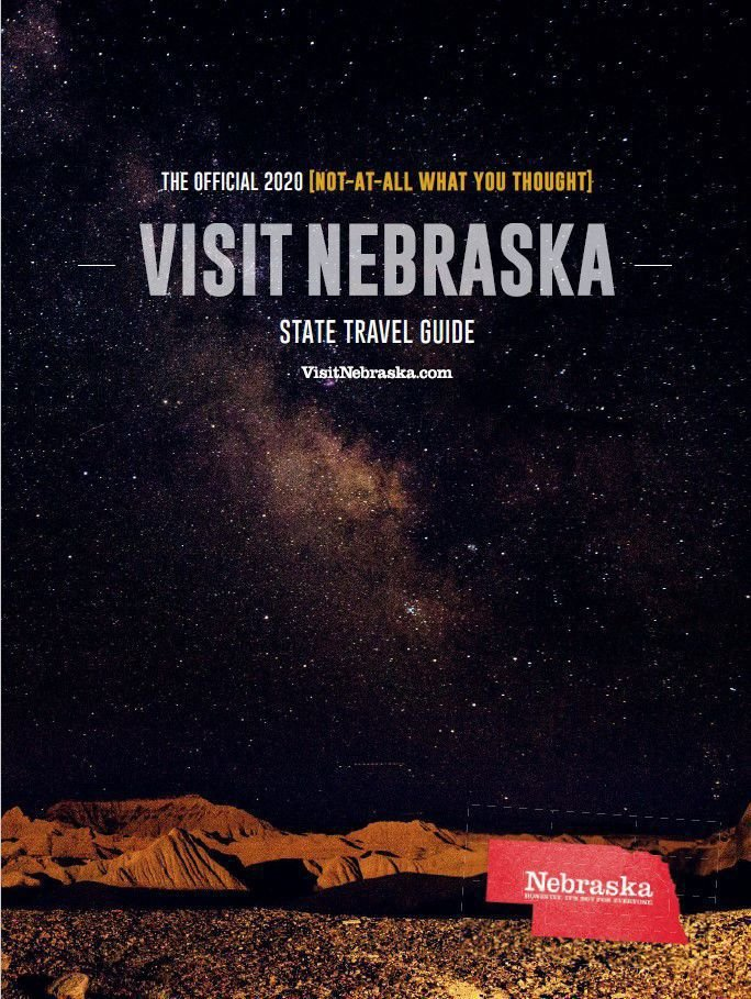 2020 Nebraska State Travel Guide