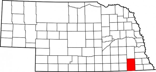 Fact Book -- Gage County Location