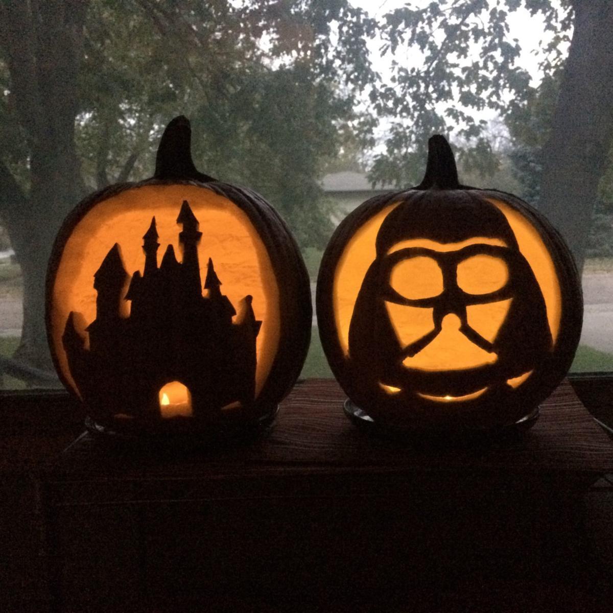 Amor pumpkins