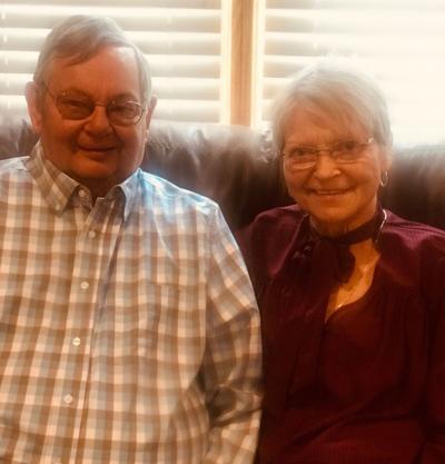 Gail and Sharon Schroeder