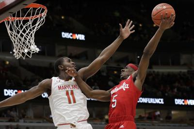 B10 Nebraska Maryland Basketball