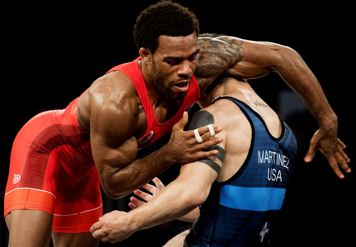 Final X wrestling, 6/9/18