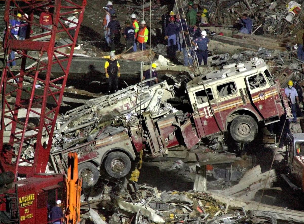 Remembering 9/11, in 53 photos | Gallery | beatricedailysun com