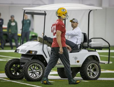 Packers Report Football