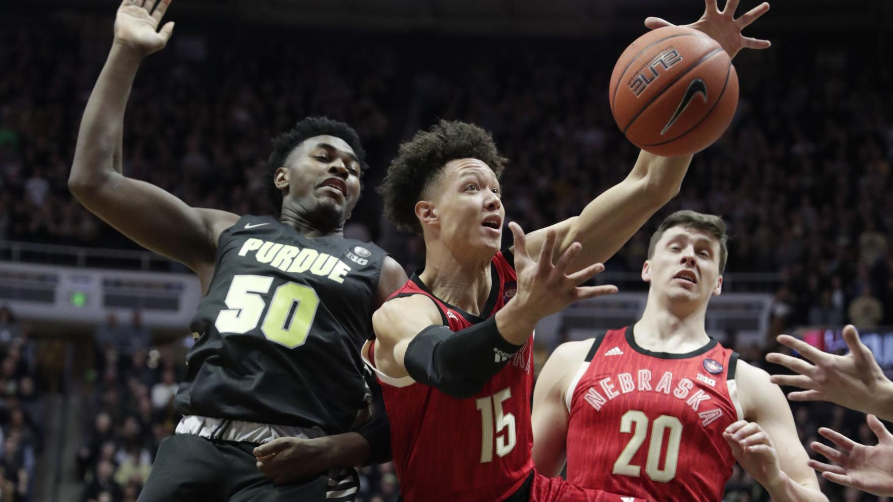 Blizzard warning prompts Huskers-Purdue basketball to move to 1 p.m. tip