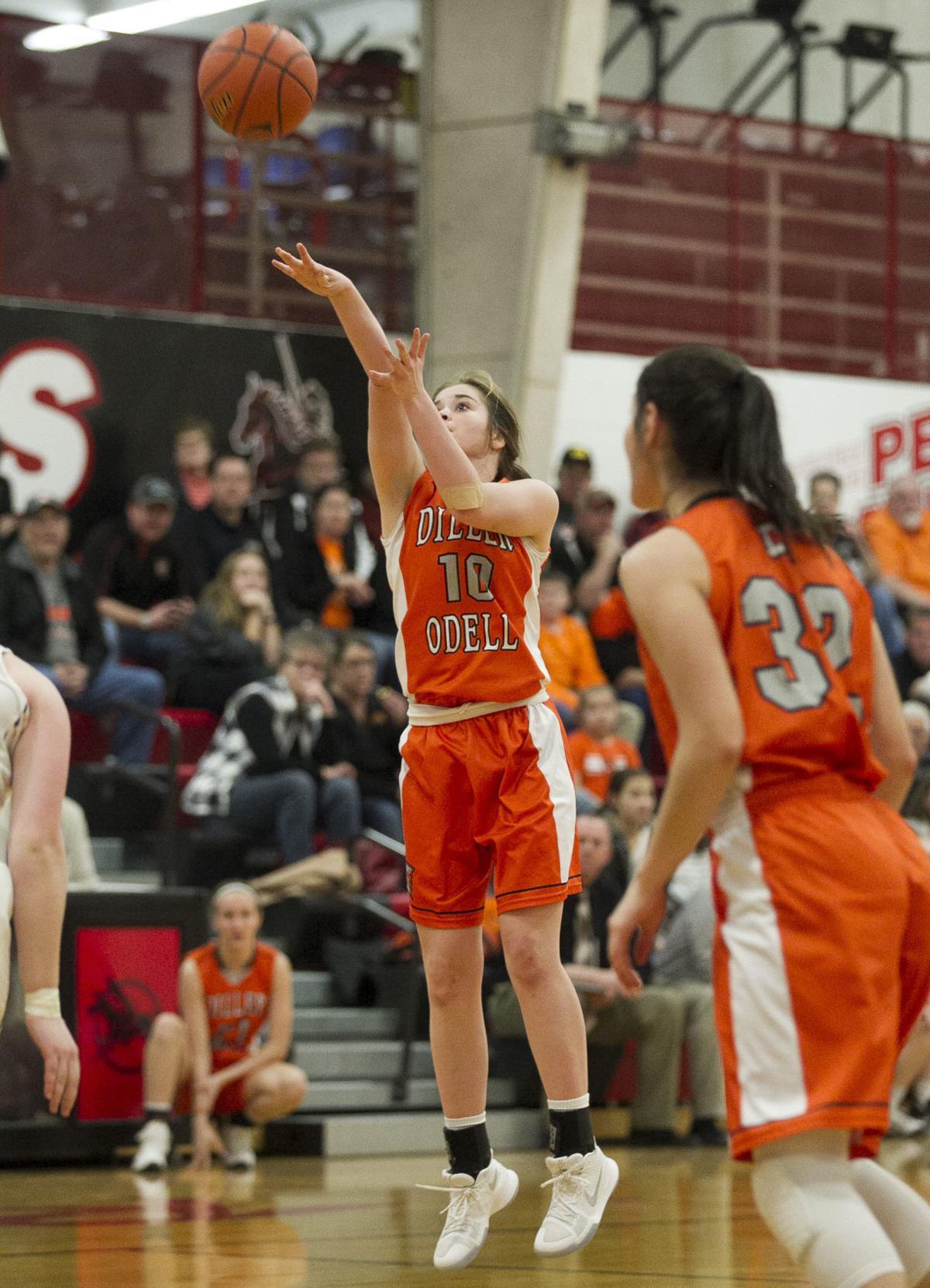 Lady Trojans move into subdistrict final | Basketball ...