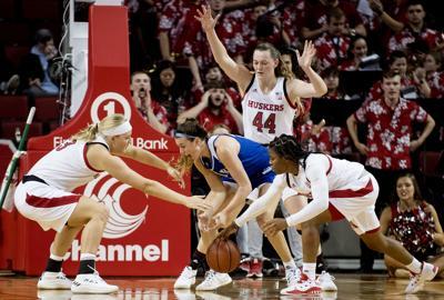 Nebraska vs. Drake, 11.7.18