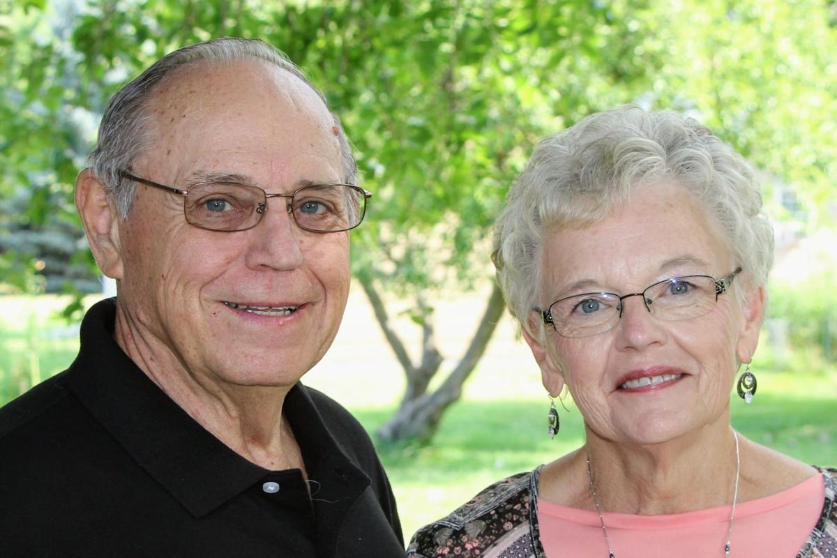 Don & Bev Ewer's 50th Wedding Anniversary