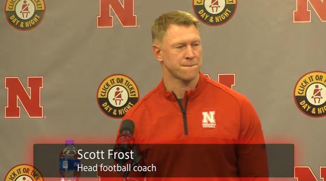 Scott Frost