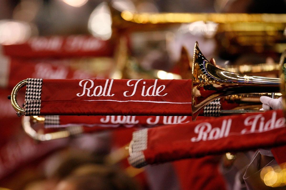 Alabama: Roll tide