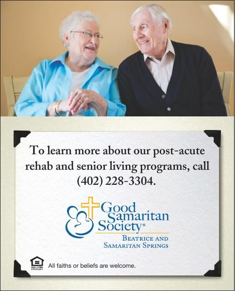 To learn more about our post-acute rehab and senior living programs, call (402) 228-3304.