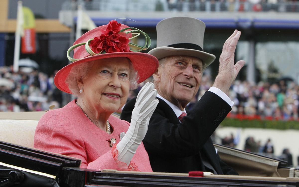 Britain Prince Philip Obit