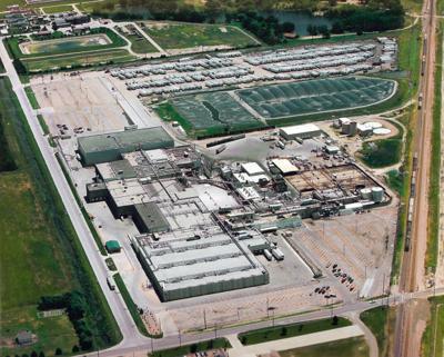 JBS USA's plant in Grand Island