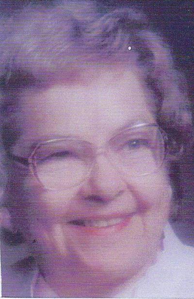 Mildred McKinze