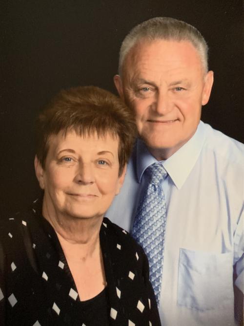 Bill and Charlotte Moslander