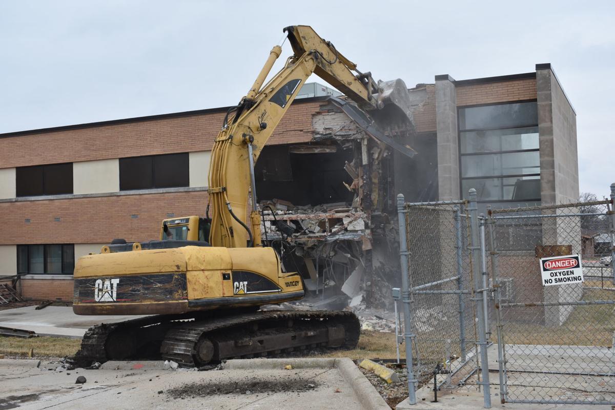 BCH demolition (copy)