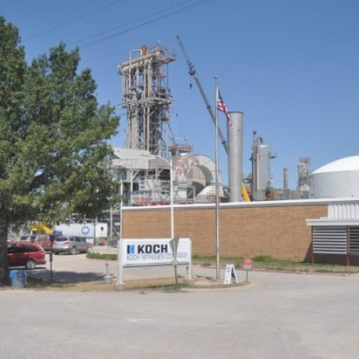 Two injured in incident at Koch Nitrogen | Local News