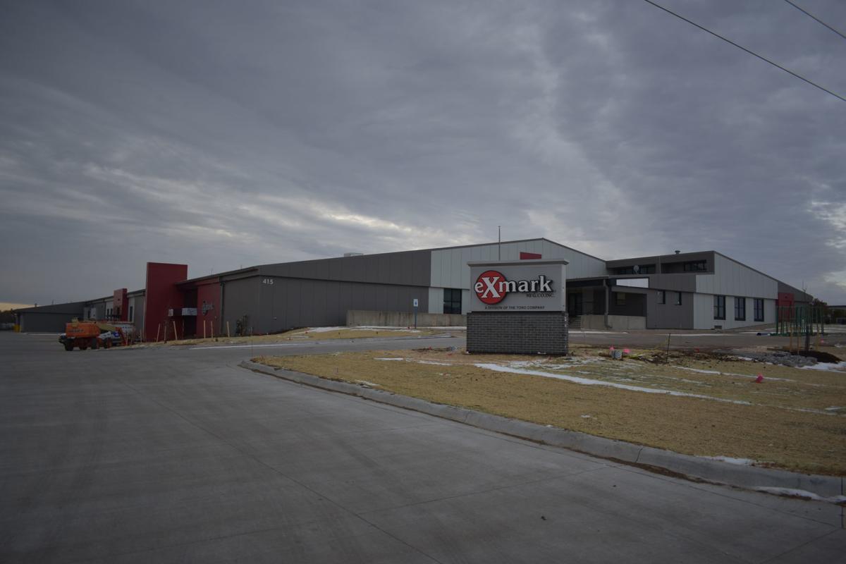 Exmark new building