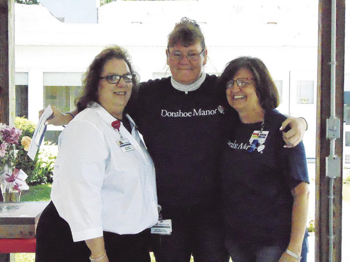 Donahoe CNA receives national recognition