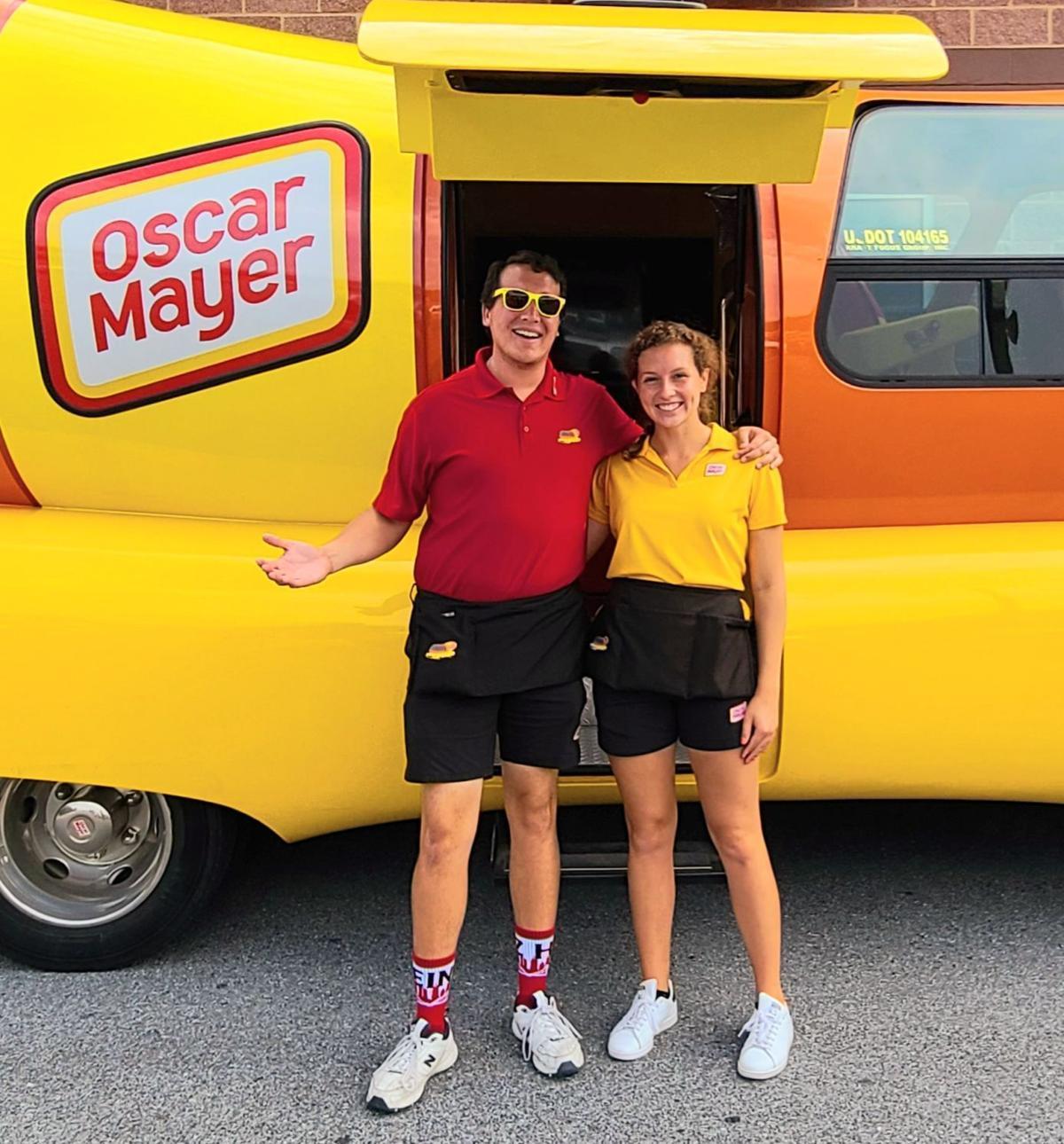 Wienermobile employees