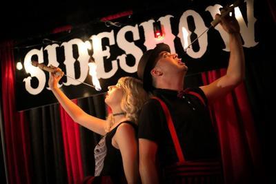 Cincinnati Circus Company Side Show