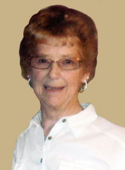 Gladys 'Muff' Ann Miller