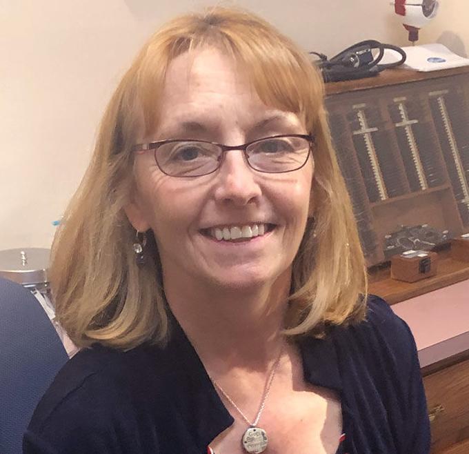 Dr. Katherine Erlichman