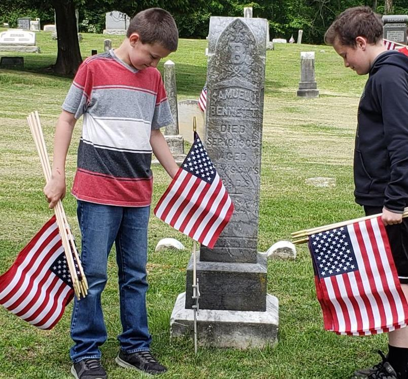 Memorial Day Services Set Around The County News