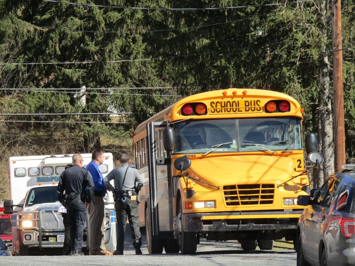 Bedford elementary school students evaluated for injuries