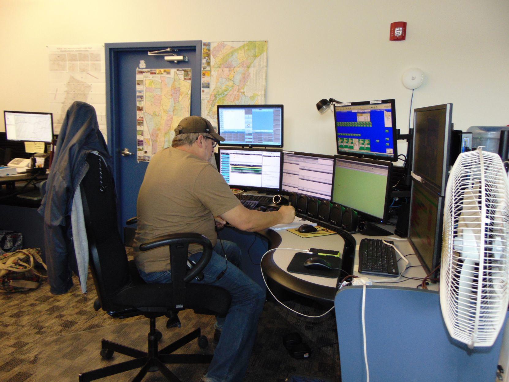 911 center provides vital link
