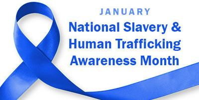 trafficking month