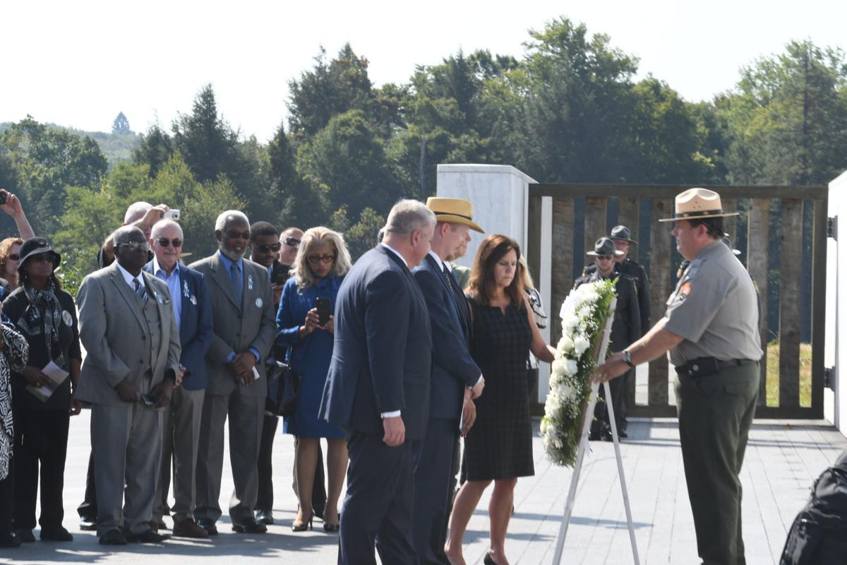 Pence Visits Shanksville for 18th anniversary