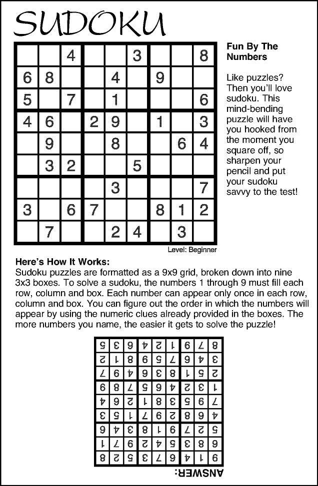 Sudoku 6/22