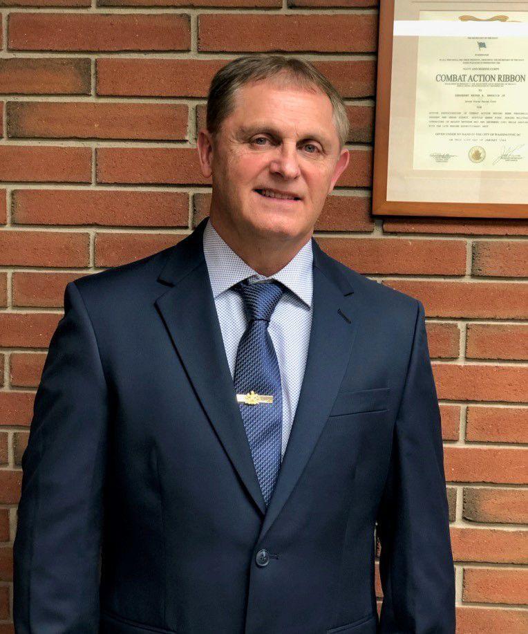 Sheriff candidate Wayne Emerick Jr.