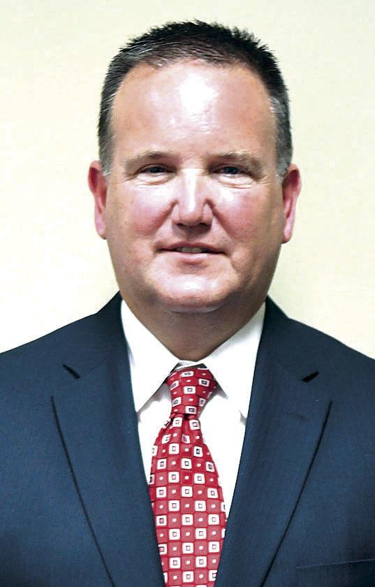 Claysburg-Kimmel Superintendent Darren McLaurin