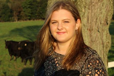 Alum Bank farmhand receives scholarship