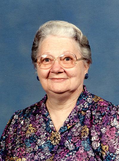 Mildred L. (Baker) King