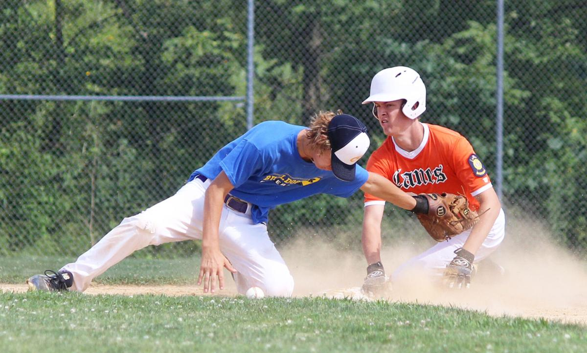 Leg B Dowey steals second.jpg
