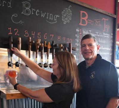 """Brewery unveils """"tax folly"""" beer, discusses """"use tax"""""""